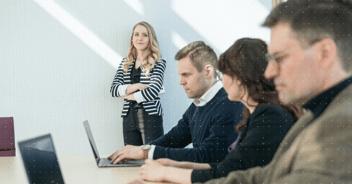 myynnin ja markkinoinnin yhteistyö ideal customer profilen avulla