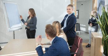 myynnin ja markkinoinnin yhteistyöllä voitetaan tärkeimmät asiakkuudet